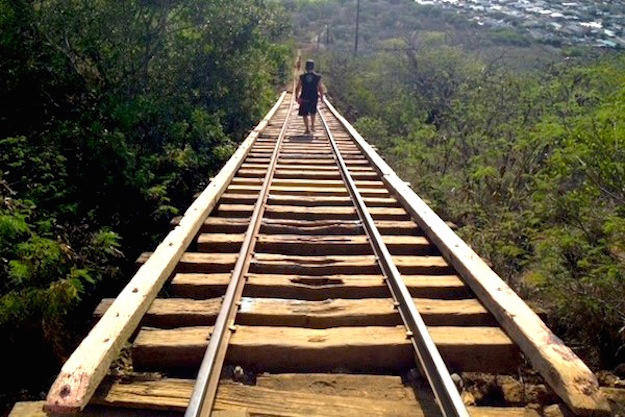 Koko-Head-bridge