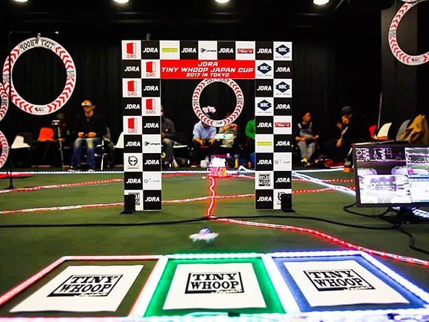 JDRA、「JDRA TINYWHOOP JAPAN CUP No.14 in 西伊豆ときわや」を開催