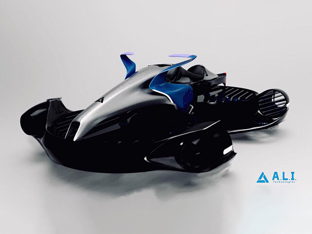 "A.L.I.、「Air-Mobility""XTURISMO""LIMITED EDITION」東京モーターショー2019で公開"
