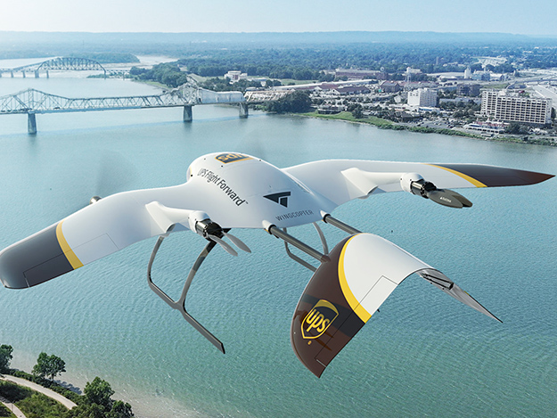 Wingcopter、AUVSI XCELLENCE Awards 2020のファイナリストに選出