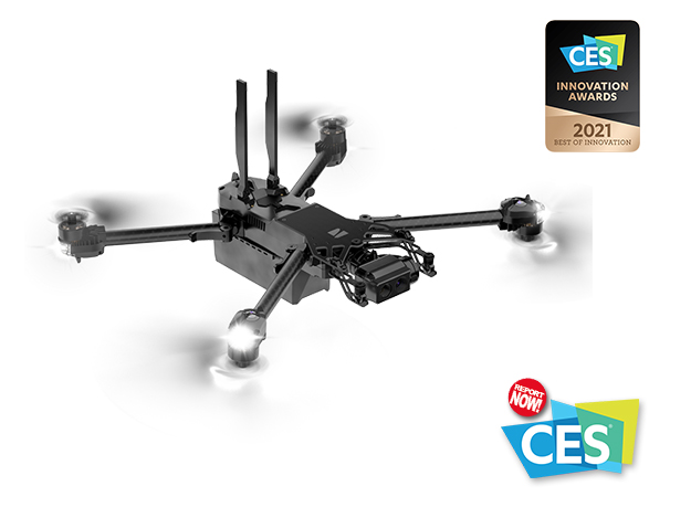 Skydio、X2がBest of Innovation Award for Drones受賞 [CES 2021]