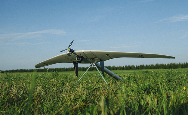 Unmanned Systems_SX350
