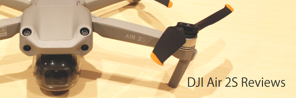 DJI AIR2S Reviews
